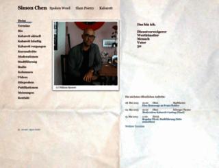 simonchen.ch screenshot