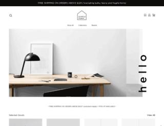 simpleform.com.au screenshot