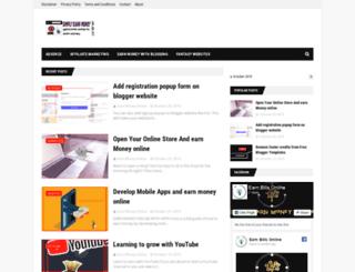simplyearnmoneyonline.com screenshot