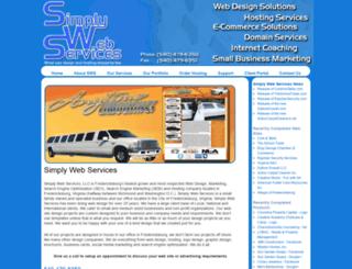 simplyfredericksburg.com screenshot