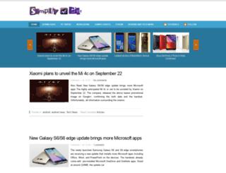 simplyget.blogspot.in screenshot