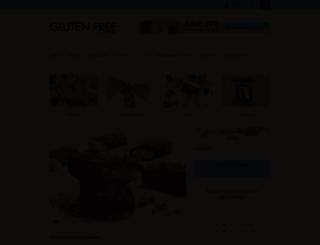 simplygluten-free.blogspot.com screenshot