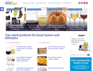 simplysmartliving.com screenshot