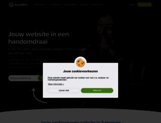 simpsite.nl screenshot