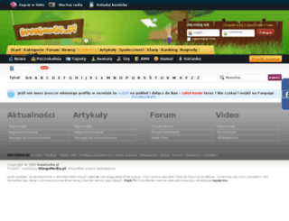 simpsons.kreskowka.pl screenshot