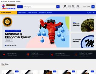 simseklitarim.com screenshot