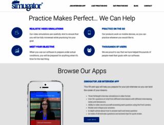 simugator.com screenshot