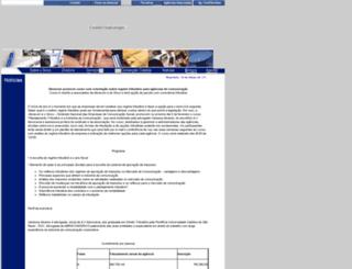 sinco.org.br screenshot