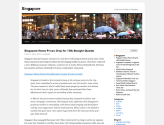 singapore.curiouscatnetwork.com screenshot