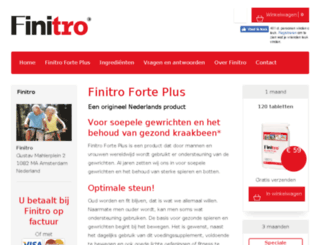 finitro forte plus bluff