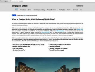 singaporedbss.com screenshot