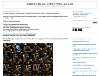 singapuradailyphoto.blogspot.com screenshot