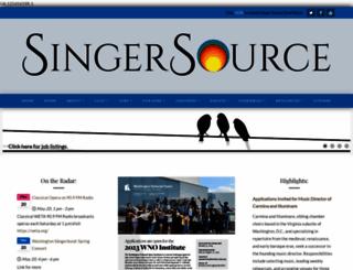 singersource.com screenshot
