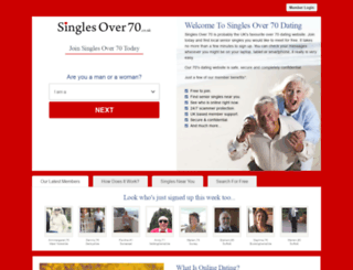 over-70-dating-website