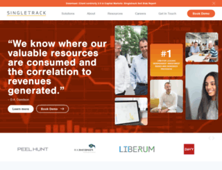 singletracksystems.com screenshot
