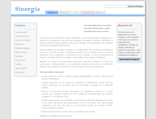 sinnexus.com screenshot