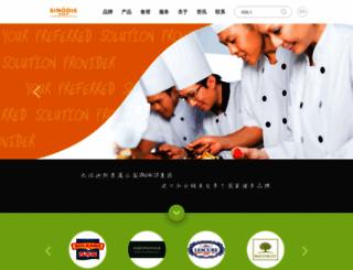 sinodis.com screenshot