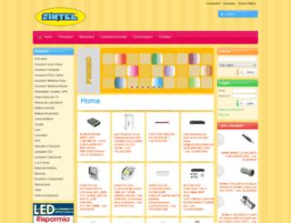 sintel.biz screenshot