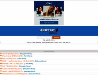 sinuwap.com screenshot