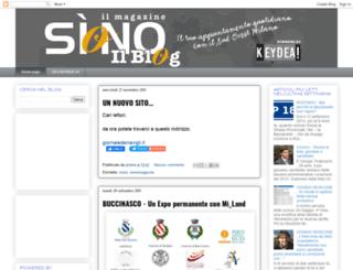 sionomagazine.blogspot.com screenshot