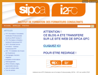 sipca-i2fc.com screenshot