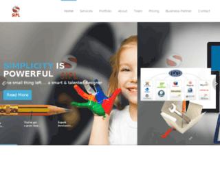 siplwebsolutions.com screenshot