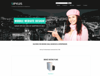 sipylus.co.uk screenshot