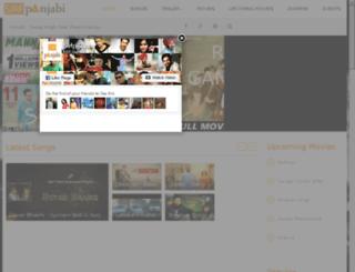 sirfpanjabi.com screenshot