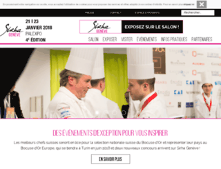 sirha-geneve.com screenshot