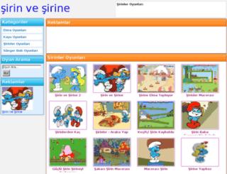 sirinvesirine.org screenshot