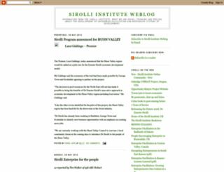 sirolli.blogspot.com screenshot