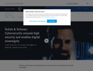 sirrix.de screenshot