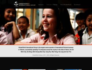 sis.edu.vn screenshot