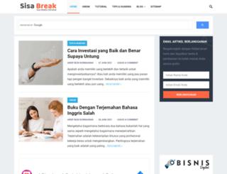 sisabreak.com screenshot