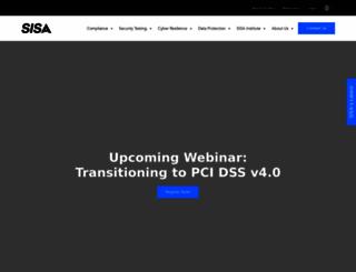 sisainfosec.com screenshot