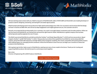 sisoft.com screenshot