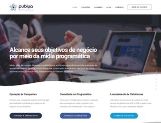 sistema.publya.com screenshot