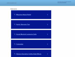 sistemacapilar.com screenshot