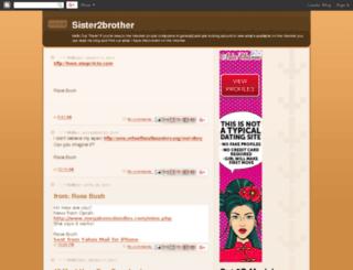 sister2brother.blogspot.in screenshot