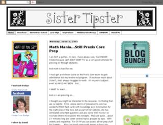 sistertipster.blogspot.com screenshot