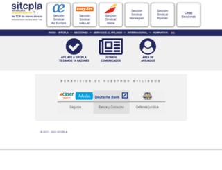 sitcpla.com screenshot