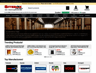 sitebox.ltd.uk screenshot