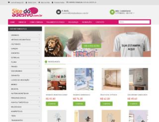 sitedoadesivo.com.br screenshot