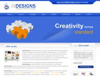 sitefordesigns.com screenshot