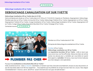 siteinfos.fr screenshot