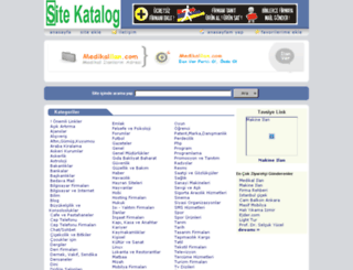 sitekatalog.net screenshot