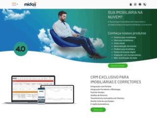 sitemidas.com.br screenshot