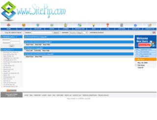 sitepip.com screenshot