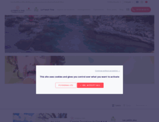 sites-et-paysages.com screenshot