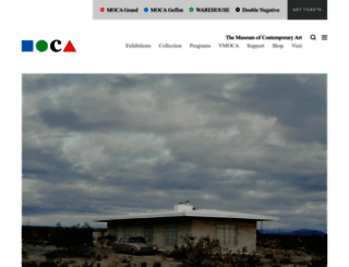 sites.moca.org screenshot